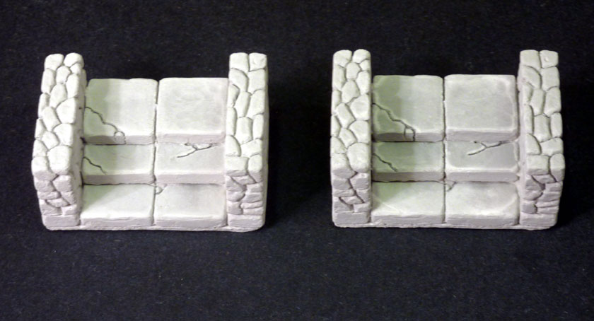 Dungeonstone Stair units