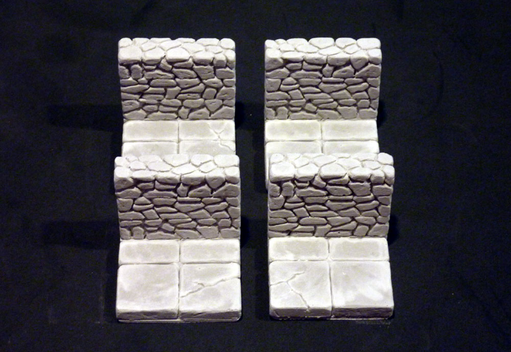 Dungeonstone Wall Sections