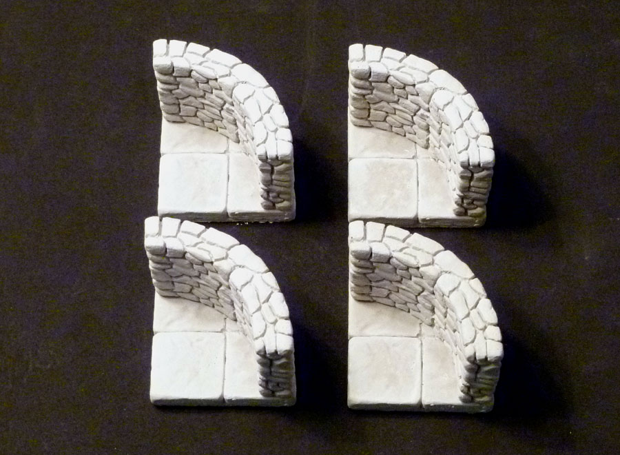 Curved Passage Set